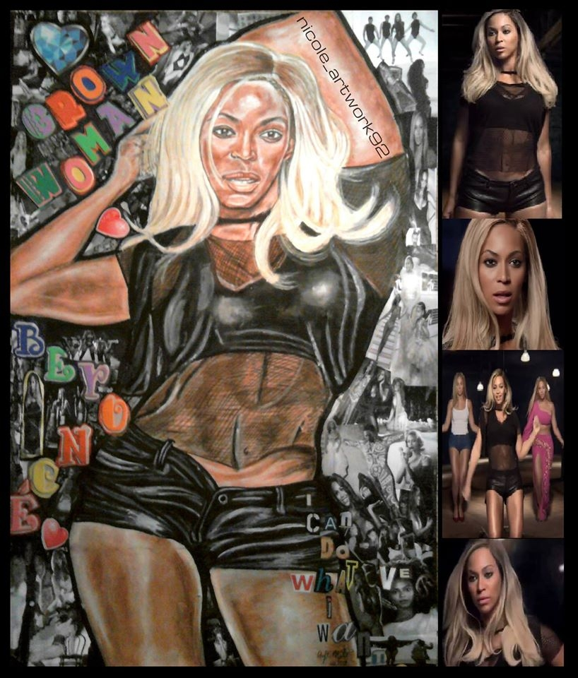 Beyonce by NicoleBoo